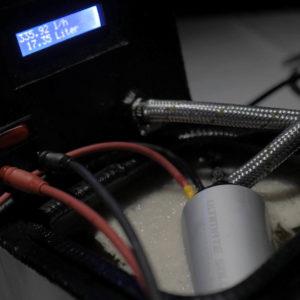 Test US320 Upgrade Kraftstoffpumpe 1.8T
