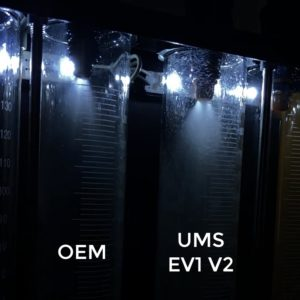 Ultimate Solutions EV1 Einspritzdüsen Zerstäubung
