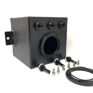 Catchtank für Motorsportkraftstoffpumpe wie US300 und 044